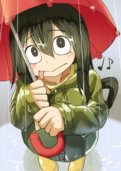 梅雨ちゃん