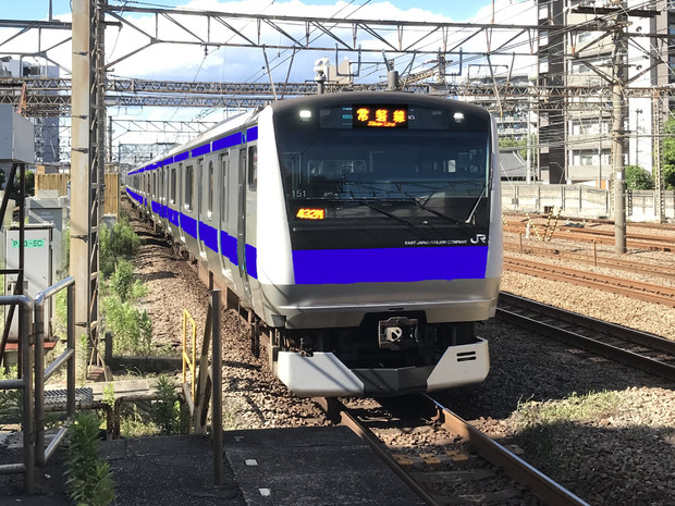 【ウソ電】E533系