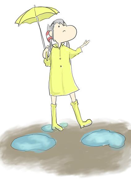 ぐだぐだ雨上がりの天津