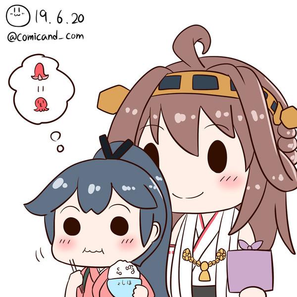 鳳翔 艦これワンドロ 190620