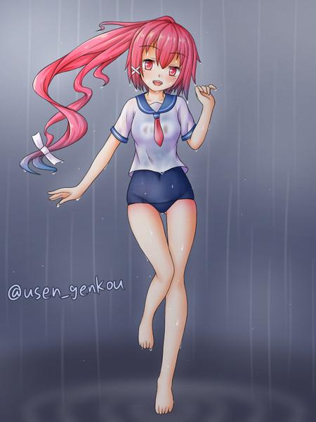 梅雨になりました