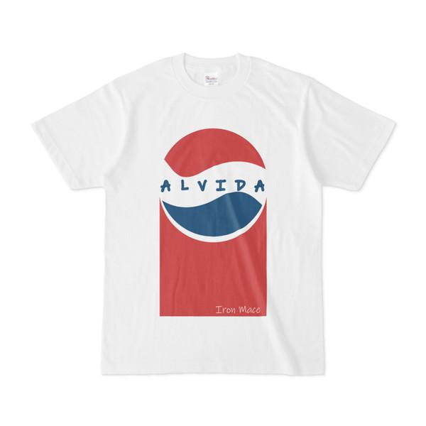 Tシャツ   ホワイト   Alvida_Cola☆Drink