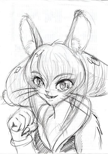 ユニ 猫娘