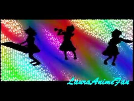 亜空間で幻想曲を奏でる虹河姉妹