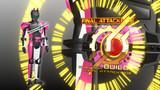 【MMDモデル配布】仮面ライダーディケイド(+ネオ) ver3.0