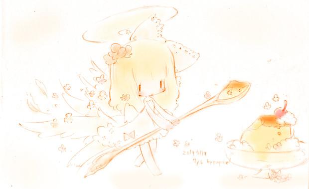 プリン天使さん