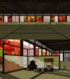紅葉と広間ステージ【配布】2019/7/7 14:00更新