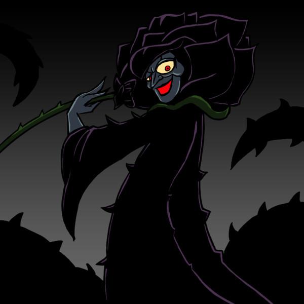 Queen of Black Rose