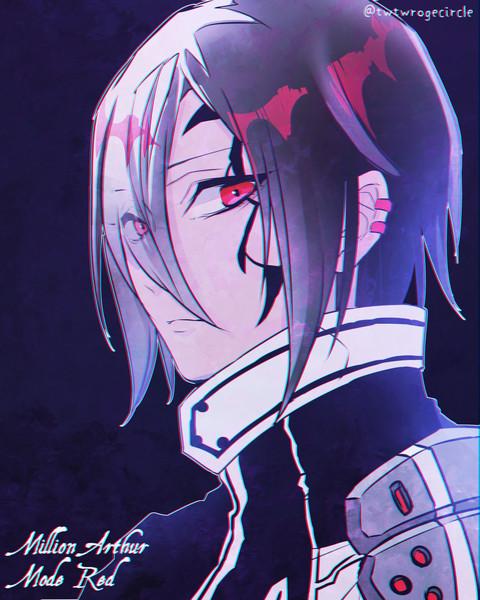 ミリオンアーサー/モードレッド