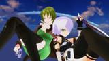 まだ少しだけ明るい空とわたしたち【Fate/MMD】