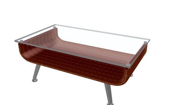 [MMD]ガラステーブル