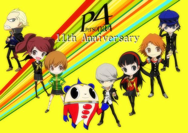 11th Anniversary(ペルソナ4)