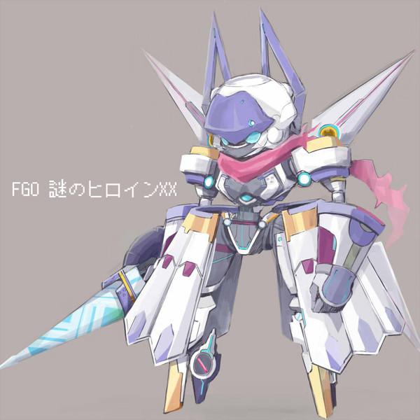 謎のヒロインXX【パロメダ】