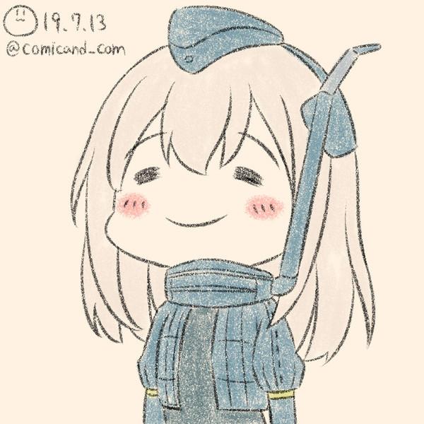 U-511 艦これワンドロ 190713