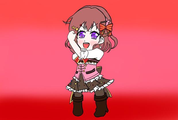 7月14日は戸山香澄ちゃんの誕生日