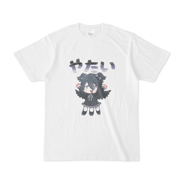 やたるやたがらすTシャツ