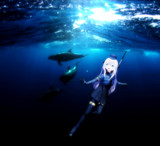 海の中の世界