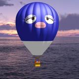 オタマン気球