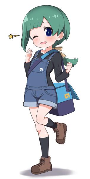 新衣装ともえちゃん!