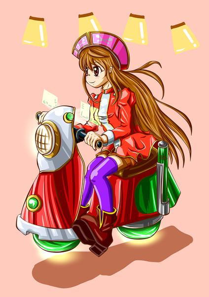 魔導バイク
