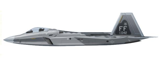 ロッキード・マーティン F-22 ラプター
