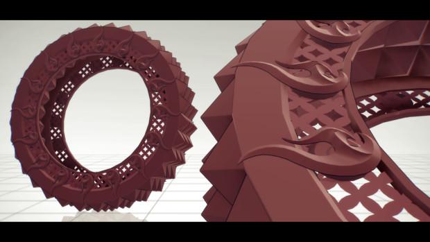 【Fate/MMD】スダルシャンチャクラVer.0.1.0【配布】