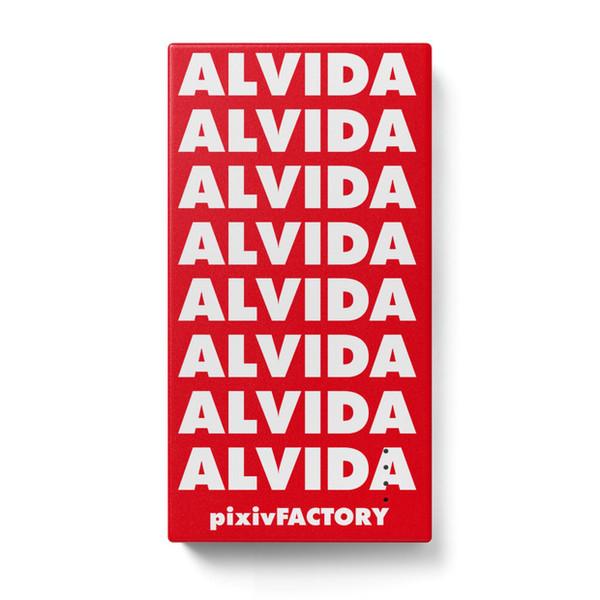 シンプルデザインモバイルバッテリー ALVIDA