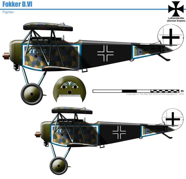 フォッカー D.6
