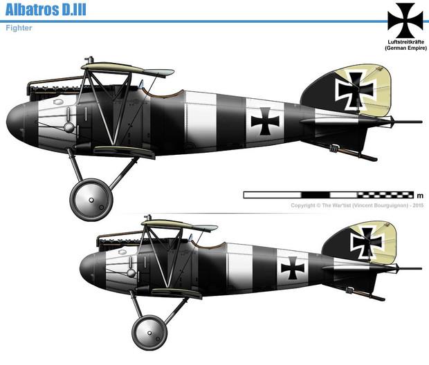 アルバトロス D.3