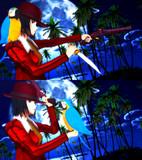 海賊っ子織くん【空の境界MMD】