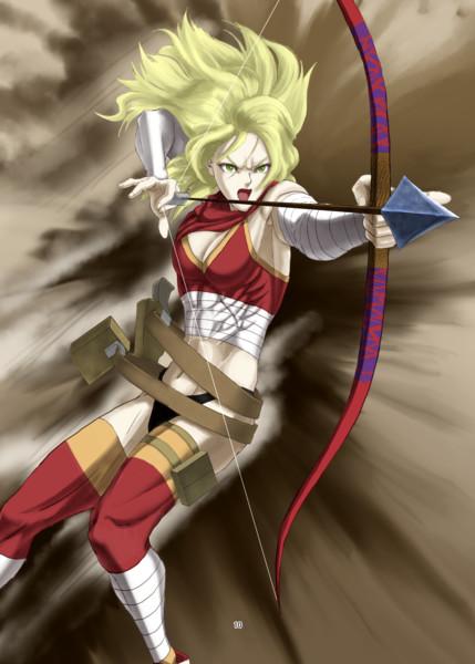 ミシカと弓矢