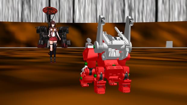 スパイコマンドVS超弩級戦艦 その3