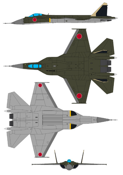 【bagera3005】 Su-47J改
