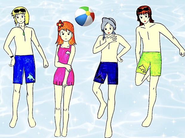 水着回 (ファイナルファンタジー3)