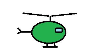 世界一弱そうな垂直離着陸機