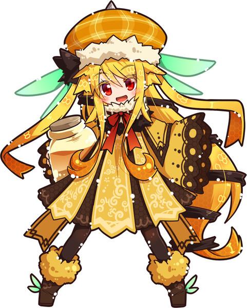 蜜蜂の魔女