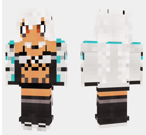 アラバマ アズールレーン Minecraft Skin