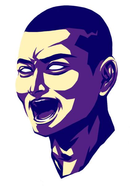 JUN T(青紫)