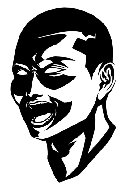 JUN T(黒影)
