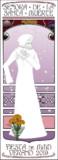 【ミュシャ風】Señora de la Santa Muerte【MMD】