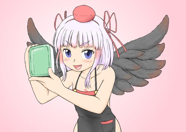 ジップロックコンテナと千羽黒乃さん
