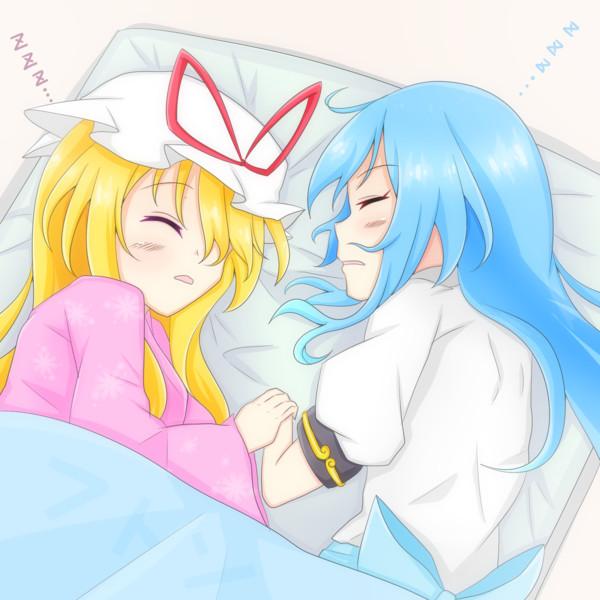 添い寝ゆかてん