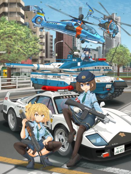 タクティカル神奈川県警