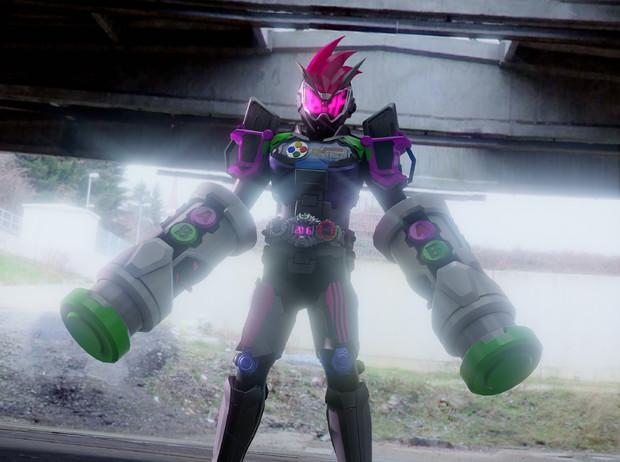 """Armor of """"EX-AID"""""""