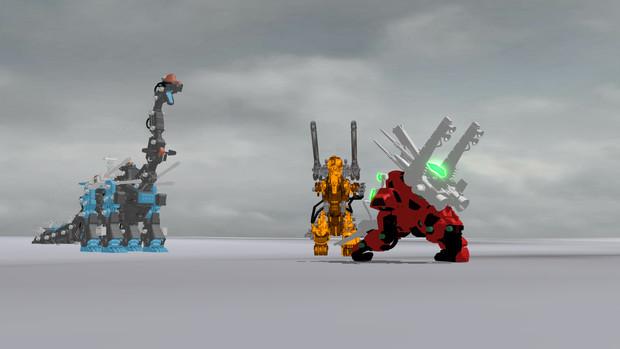 大氷原の決戦