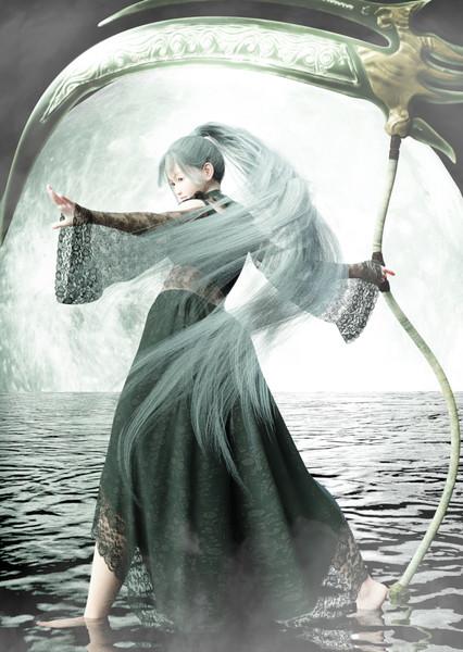 満月の女神