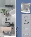 [MMDステージ配布]Rooms