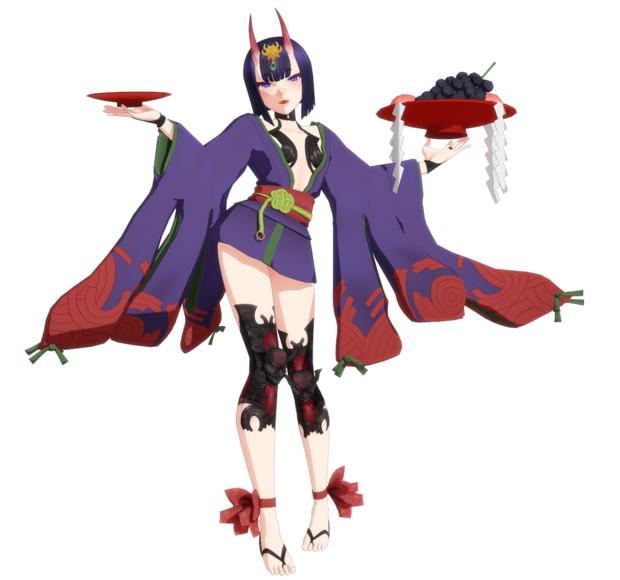 黒鬼式酒呑童子ver0.9【リスト配布】