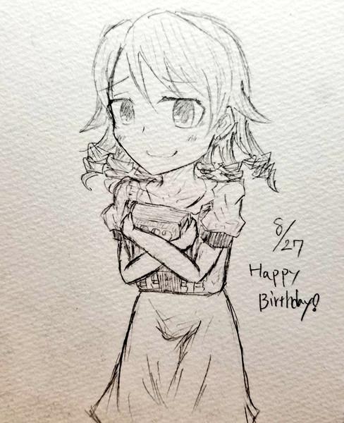 もりくぼ誕生日おめでとう!