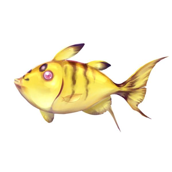 ピカチュウ(魚)